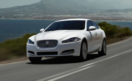 Jaguar Planning Brand New V-6 Engine for XF (and Maybe XJ)