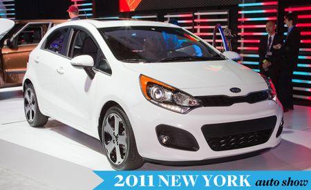 2012 Kia Rio / Rio5 – Auto Shows