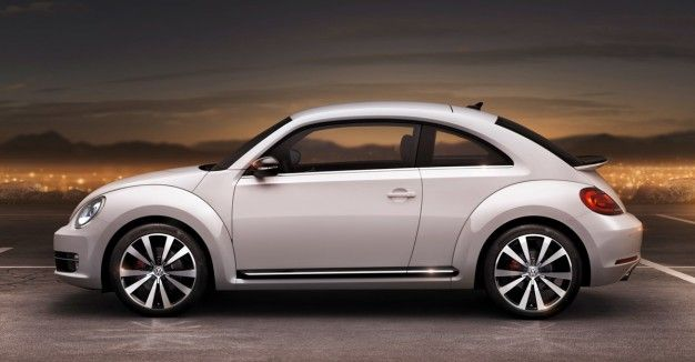 VW Confirms Beetle R for U.S., Bringing Beetle Convertible Next Year [Updated]
