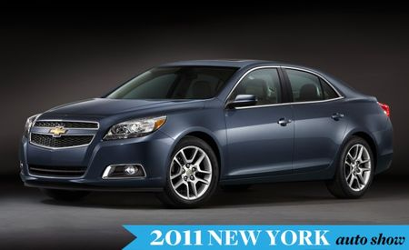 2013 Chevrolet Malibu Eco Gets eAssist System, 26/38 MPG