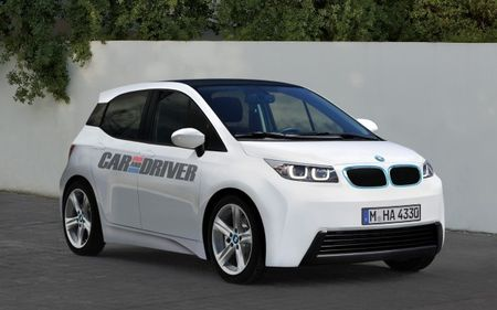 Electric BMW i3 to Start at $35K, Have 150 HP and 99-Mile Range