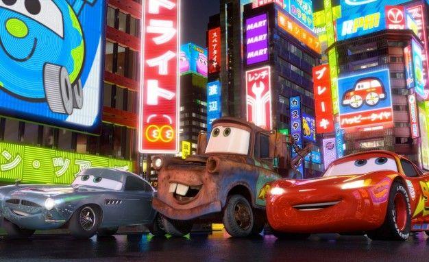 Behind the Scenes of <em>Cars 2</em>