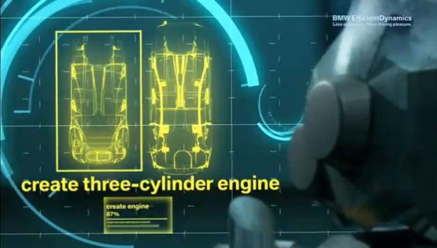 BMW's New Three-, Four-, and Six-Cylinder Engine Family Detailed, Magicked Into Being By Laser-Wielding Sentient Robots