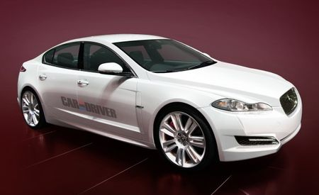 Jaguar Planning Smaller Sedan, Could be Called XE