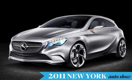 Confirmed: Mercedes-Benz A-class Coming to America in Four Body Styles