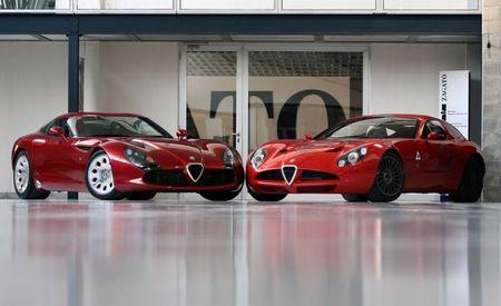 Zagato's TZ3 Stradale is a Dodge Viper–Based Homage to Alfa Romeo