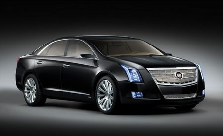 2013 Cadillac XTS Finally Gets a Name