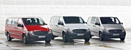Mercedes-Benz Considering Sprinter's Cousin Vito for U.S. Sale