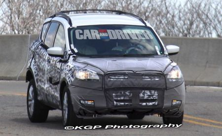 All-New 2013 Ford Escape to Drop V6 in Favor of EcoBoost Engines, Debut at 2011 L.A. Show