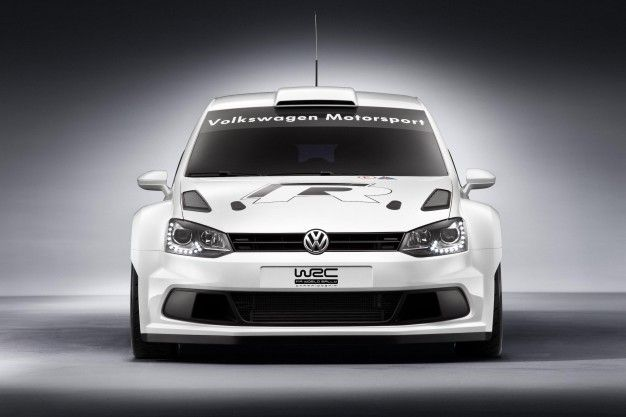 Rennsport Rallywagen: VW to Enter World Rally Championship With Polo R WRC