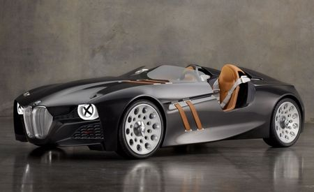 BMW Introduces the 328 Hommage, Inspired by the Classic 328, at the Villa d'Este Show