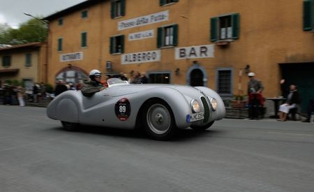 BMW Celebrates 75th Anniversary of Mille Miglia Participation, Enters 12 Classic 328s in 2011 Mille