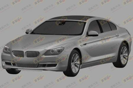 Leaked Renderings May Show Production BMW Gran Coupé