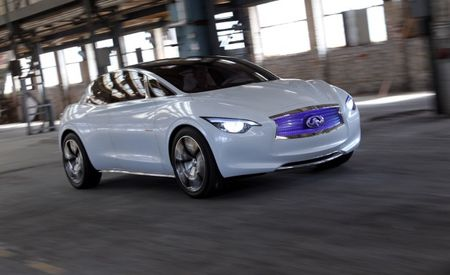 Infiniti to Build Front-Drive Compact on Mercedes A-class Platform