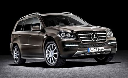 Mercedes-Benz to Debut New GL-class SUV Next Month [New York Auto Show]