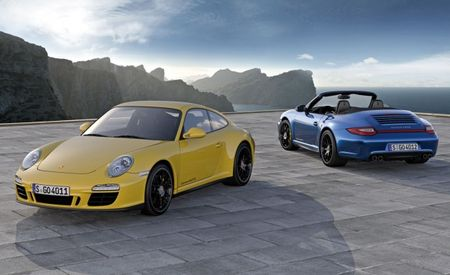 Porsche Announces It Will Build 911 Carrera 4 GTS