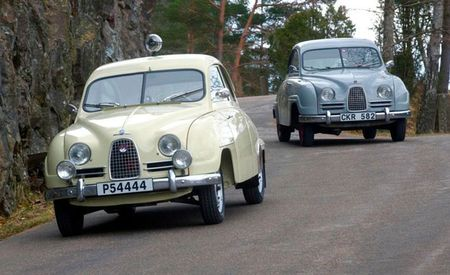 Saab Getting Its Mille On With Three Classic 93As