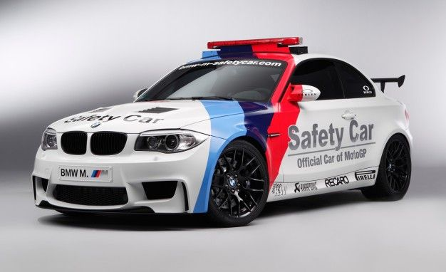 Safety, Security, M, MotoGP: BMW 1-Series M Coupe Safety Car