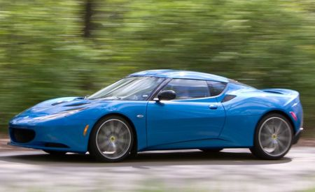 Lotus Confirms Evora-Based Crossover (!) and Roadster