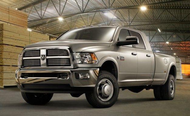 Ram Updates HD Pickup Lineup for 2012, Adds ESC and New Six-Speed Auto