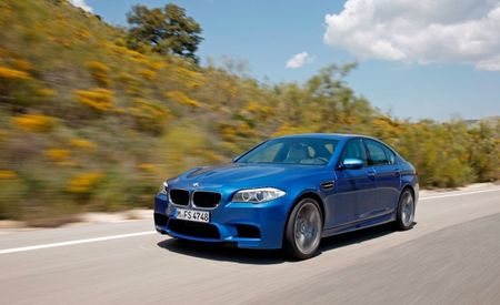 BMW Will Trade Your Dreams for a Spin in the New 2012 M5