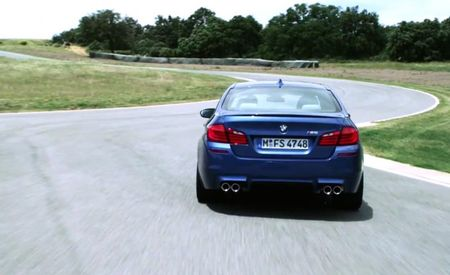 As if We Needed More Anticipation for the 2012 M5, BMW Gorges Us with New Video
