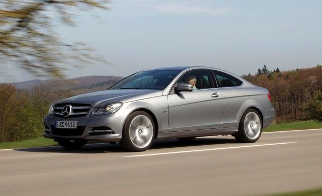 Mercedes-Benz to Add 4Matic Option to C- and E-class Coupes Next Year