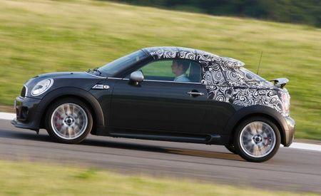 European Pricing for 2012 Mini Cooper Coupe Rumored, Not Official