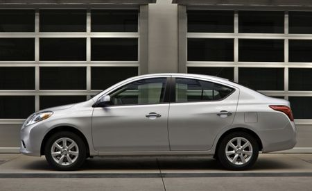 Nissan Asks Just $11,750 to Drive Away the New-For-2012 Versa Sedan