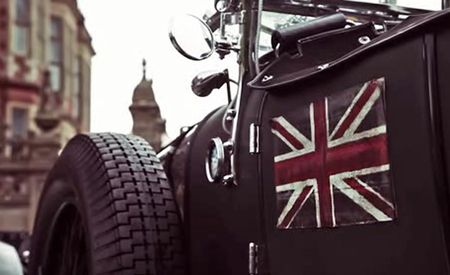 Taste a Bit of The Good Life With These Two Bentley-tastic Videos