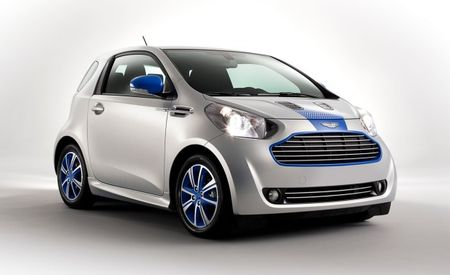 Aston Martin and Parisian Fashion House Colette Team to Produce Limited-Edition Cygnet; It Has Throw Pillows