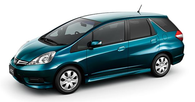 JDM Honda Fit Shuttle Released, Hauls More Junk than Regular Fit While Looking Weirder