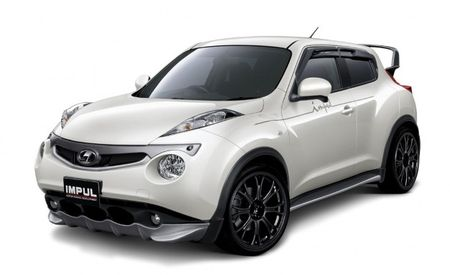 Making Out With (Giant-Spoilered, Body-Kitted) Frogs: The Impul-Tuned Nissan Juke