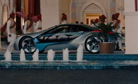 BMW i8 and 6-series Convertible Play Starring Roles in Next <em>Mission: Impossible</em> Movie