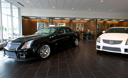 Cadillac Dealerships Getting Spiffed Up to Greet New Top-Shelf Models