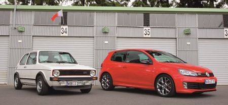 Volkswagen GTI: A History in Pictures