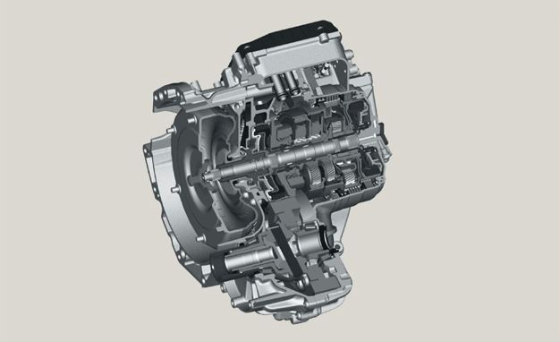 More on ZF's Nine-Speed Automatic for Front-Wheel-Drive Transverse Applications