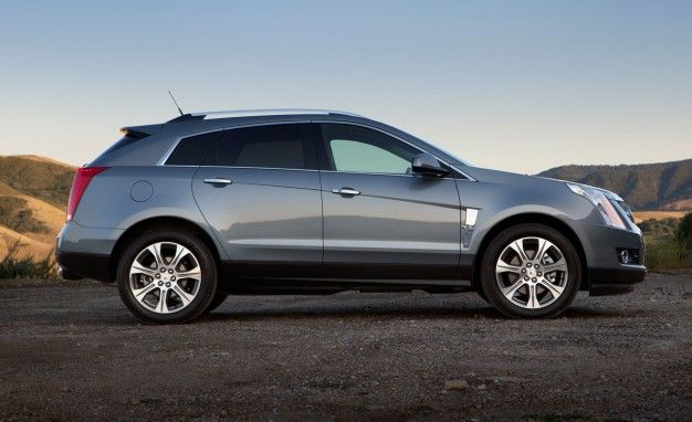 Cadillac Prices 2012 SRX Crossover With Standard 308-hp, 3.6-Liter V6 at $36,060