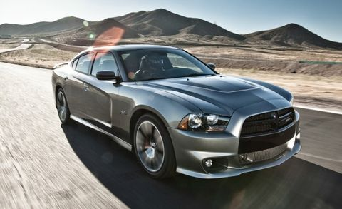 Dodge Charger Recall: Side Airbags May Deploy If the Doors Are Slammed