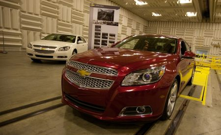 We Poke and Prod a 2013 Chevrolet Malibu Interior and Find Lots of Squish and Understated Splash