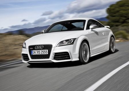 Just $57,725 Will Buy You an Insane, 360-hp 2012 Audi TT RS