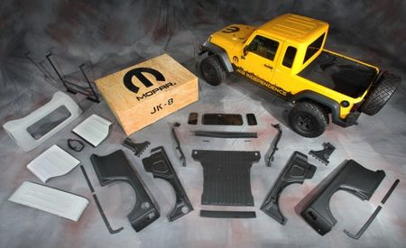 Mopar's JK-8 Kit Converts Your Jeep Wrangler Unlimited to a Pickup for $5499
