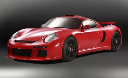 Porsche Specialist Ruf Builds a 750-hp Sports Car for the Fearless