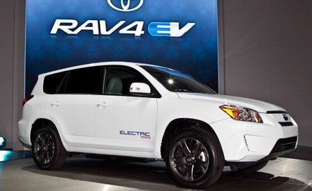 Toyota Confirms Electric RAV4 Will Be Sold to General Public, Scion iQ EV to Fleets in 2012