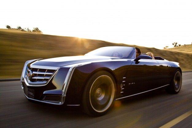 Cadillac Ciel Concept Debuts in Monterey, Is Wonderful