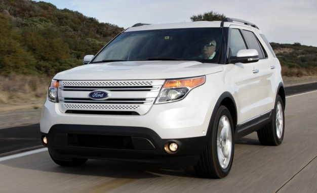 The 2012 Ford Explorer with EcoBoost Will Start at $29,990, Running $995 More Than Comparable V-6 Models