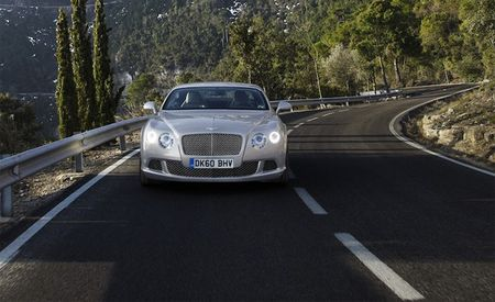 Bentley Brigade: More Continentals and Possibly a Four-Door Coupe
