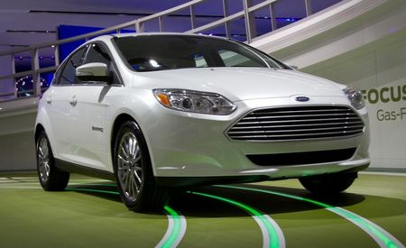 Ford's Electric Focus Coming to New York and California in Late 2011, Rest of Country in Spring 2012