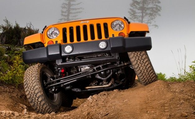 Jeep Tricks: Wrangler Gets Five New Colors, Adds Special Edition Mopar Renegade, And Goes Back to Camp Jeep