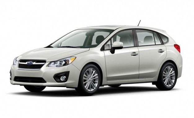 2012 Subaru Impreza 20 Cvt Hatchback Test Reviews Car And Driver